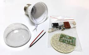 the sync channel diy led light bulb kits
