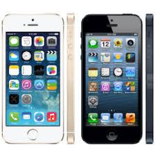 iPhone 5s vs iPhone 5c vs iPhone 5 specs parison spot the