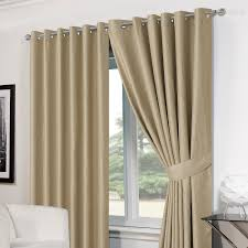 Ebay Curtains With Pelmets Ready Made by Basket Weave Pair Thermal Curtains Ready Made Eyelet Pencil Pleat