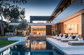 100 Modern Houses Los Angeles Villa Pacific Palisades California