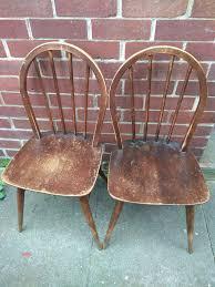 100 1960 Vintage Metal Outdoor Chairs X2 In Dewsbury West Yorkshire Gumtree