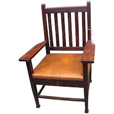 Antique Arts & Crafts Large Roycroft Armchair W5135 : Antique ... Stickley Chair Used Fniture For Sale 52 Tips Limbert Mission Oak Taboret Table Arts Crafts Roycroft Original Arts And Crafts Mission Rocker Added To Top Ssr Rocker W901 Joenevo Antique Rocking Chair W100 Living Room Page 4 Ontariaeu By 1910s Vintage Original Grove Park Inn Rockers For Chairs The Roycrofters Little Journeys Magazine Pedestal Collection Fniture