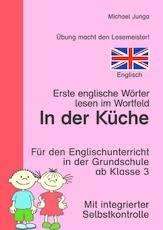 wortfeld leseübungen arbeitsblätter englisch klasse 3