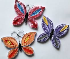 3d Paper Craft Butterfly