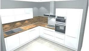 cuisine meubles blancs idee de credence cuisine drawandpaint co