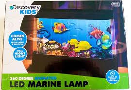 amazon com discovery kids animated tropical fish marine aquarium