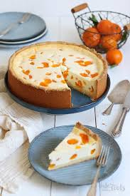 mandarine schmandkuchen