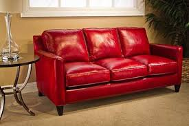 Bradington Young Leather Sectional Sofa by Hutchisons Fine Furniture Bradington Young