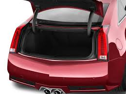 Image 2012 Cadillac CTS V Coupe 2 door Coupe Trunk size 1024 x