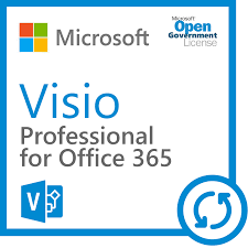 Microsoft Visio Professional for fice 365 Open Gov R9Z