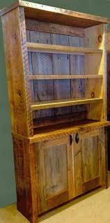 Barn Wood Bookshelf