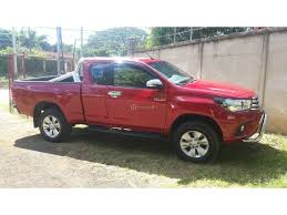 Used Car | Toyota Hilux Nicaragua 2017 | Toyota Hilux King Cab 2017 ... Toyota Hilux 2016 V20 131x Ats Mods American Truck Simulator New Toyota Hilux What A Mick Lay Motors Wikipedia First Drive Tipper Pick Up Trucks Pickups For Sale Pickup From The United Behold Incredible Drifting Top Gear Check Out These Rad Hilux We Cant Have In Us At35 Professional Pickup 4x4 Magazine Rc Truck Drives Under Ice Crust Of Frozen