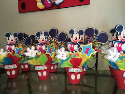 Interior Design Best Mickey Mouse Party Theme Decorations Nice