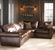 Pottery Barn Turner Sofa Look Alike by Pottery Barn Leather Sofas Sectionals Chairs 15 Off Sale
