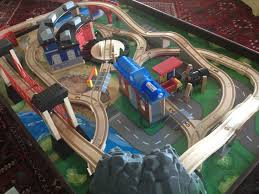 Pin By Sandra Hoekstra-Lower On Thomas Train Track Layouts ... Chuggington Book Wash Time For Wilson Little Play A Sound This Thomas The Train Table Top Would Look Better At Home Instead Thomaswoodenrailway Twrailway Twitter 86 Best Trains On Brain Images Pinterest Tank Friends Tinsel Tracks Movie Page Dvd Bluray Takenplay Diecast Jungle Adventure The Dvds Just 4 And 5 Big Playset Barnes And Noble Stickyxkids Youtube New Minis 20164 Wave Blind Bags Part 1 Sports Edward Thomas Smart Phone Friends Toys For Kids Shopping Craguns Come Along With All Sounds