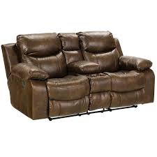 Catnapper Power Reclining Sofa by Catnapper Catalina Leather Power Reclining Console Loveseat In