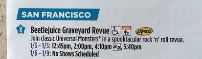 Halloween Horror Nights Express Pass After 10pm by Universal Studios Florida Archives Touringplans Com Blog