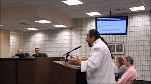 100 Kansas City Food Trucks Chef Tito Speaks To North Council On Truck Pod