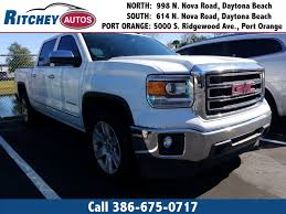 100 Used Trucks Melbourne Fl 2014 GMC Sierra 1500 SLT In Daytona Beach FL Ritchey Autos