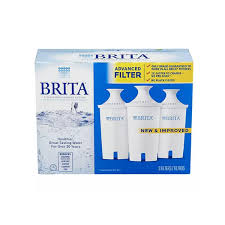 Brita Faucet Mount Instructions by Brita Ob03 Replacement Pitcher Filters 3 Pack