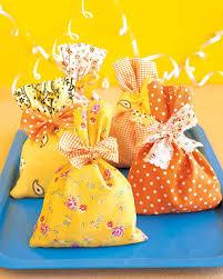 Fabric Scrap Favor Packs