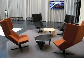Contemporary Office Lobby Furniture Modern Reception Desk Aesthetics Home Design Beautiful