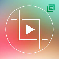 Crop Video Square Video Editor for Pinch Zoom Adjust Resize and