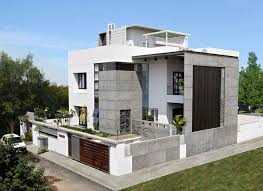 Modern House Fronts by Interior Exterior Plan Lavish Cube Styled Home Design For