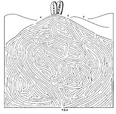 Ten Commandments Printable Maze And Other Mazes