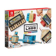 Altatac Nintendo Labo ToyCon 02 Robot Kit HACRADFVA For Nintendo