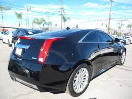 Cadillac Cts 2 Door In California For Sale ▷ Used Cars