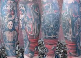 Slayer Tattoos Slayer Band Artists Slayer