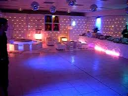 decor de fete decoration anniversaire mariage disco lounge decor