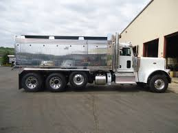 100 Aluminum Truck Bodies JJ Trailers Dynahauler Dump And Trailers In