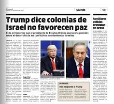 The Newspaper Used A Picture Of Alec Baldwin As President Trump In An Article About Israeli