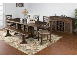 Sunny Designs Dining Room Savannah Ext Table
