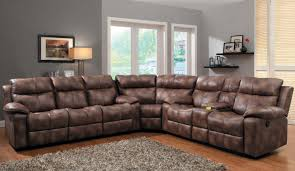 Wall Hugging Reclining Sofa by Sofa Sectional Recliner Sofas Charm Bailey Reclining Sectional