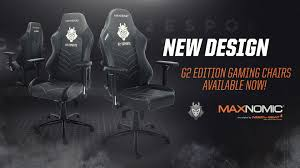 Presenting The New G2 Esports Pro Gaming Chair 2.0 - G2 Esports Costco Gaming Chair X Rocker Pro Bluetooth Cheap Find Deals On Line Off Duty Gamers Maxnomic Dominator Gamingoffice Gaming Chair Star Trek Edition Classic Office Review Best Chairs Ever Maxnomic By Needforseat Brazen Shadow Pc Chairs Amazoncom Pro Breathable Ergonomic Rog Master Akracing Masters Series Luxury Xl Blue Esport L33tgamingcom Vertagear Pline Pl6000 Racing