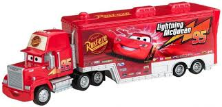 100 Disney Cars Mack Truck Hauler Pixar Blv15 Blv15 Shop For