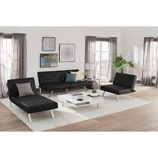 Kebo Futon Sofa Bed Weight Limit by Dhp Emily Chair Multiple Colors Available Walmart Com