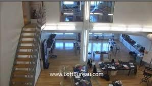 bureau loft industriel espace bureau de style loft industriel centre ville sur 2 étages