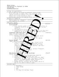 Basic Objectives For Resumes General Resume Objective Examples Job