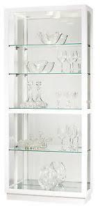 howard miller 680 574 680574 iv lighted curio cabinet