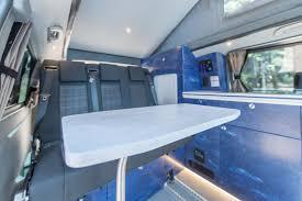 Keystone Coach Works Custom Van Corian