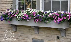 Serendipity Refined Blog How To Build A DIY Rustic Cedar Window Flower Box