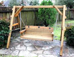 Interior. Wooden Porch Swings - Faedaworks.com 9 Free Wooden Swing Set Plans To Diy Today Porch Swings Fire Pit Circle Patio Backyard Discovery Weston Cedar Walmartcom Amazing Designs Ideas Shop Gliders At Lowescom Chairs The Home Depot Diy Outdoor 2 Person Canopy Best 25 Swings Ideas On Pinterest Sets Diy Garden Enchanting Element In Your Big Backyard Swing For Great Times With Lowes Tucson Playsets
