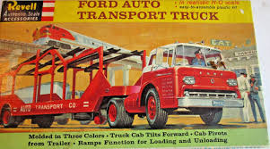 100 Auto Truck Transport Ford Revell T6021129 1960