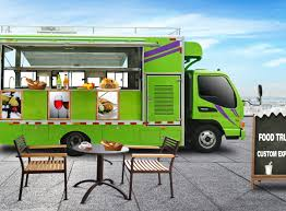 Hubei Ocean Special Automobile Co., Ltd. - Mobile Food Truck/food ...