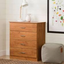 Sauder Beginnings 4 Drawer Dresser Cinnamon Cherry by 4 Drawer Dresser Ebay
