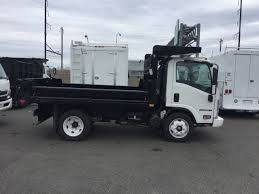 2016 Isuzu NPR EFI 11 Ft. Mason Dump Body Landscape Truck - Feature ...